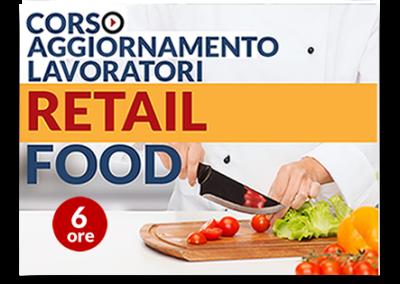 Aggiornamento lavoratori – Attività Retail Food