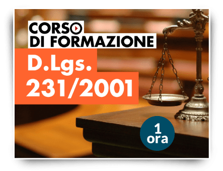 Locandina Formazione D.Lgs. 231-2001