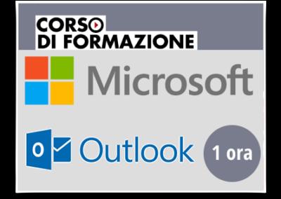 Formazione di base sul Prodotto Microsoft OFFICE – Outlook 2013-2016-2019-365