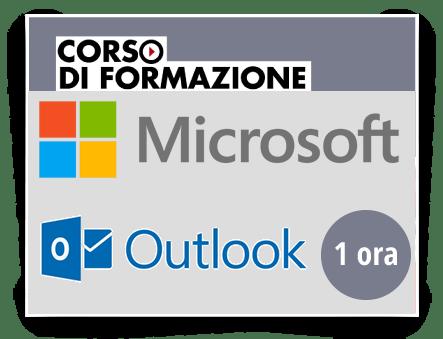 Locandina Formazione di base sul Prodotto Microsoft OFFICE - Outlook 2013-2016-2019-365