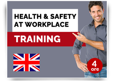 Health & Safety at workplace