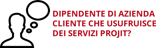 Projit Informativa dipendenti Aziende Clienti